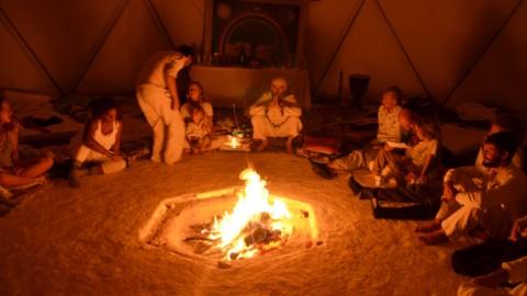 Sacred Retreats with Master Plants